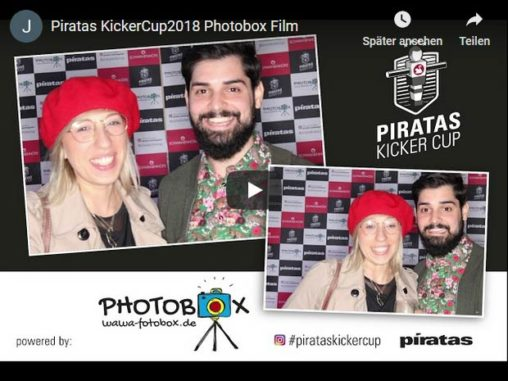 Piratas Kicker Cup Turnier 2018