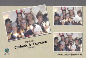 Hochzeit von Chulalak & Thorsten